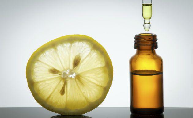 Limão, canela, rícino e sésamo